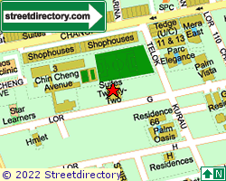 RESIDENCE 81 | Location & Map