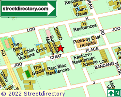 GLENFIELD APARTMENTS | Location & Map