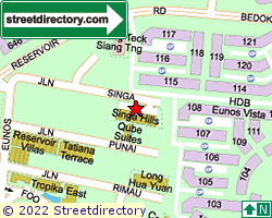 SINGA COURT | Location & Map