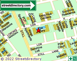 THE AMERY | Location & Map