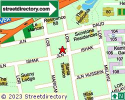 REGAL VILLE | Location & Map