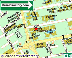 KELLY VILLAS | Location & Map