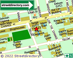 TELOK KURAU COURT | Location & Map