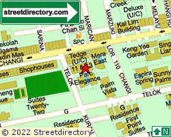 PARC ELEGANCE | Location & Map