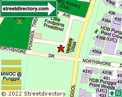 VERDURE VILLAS   Location & Map