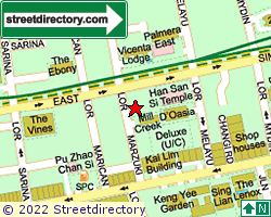 SERENITY TERRACE | Location & Map