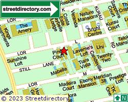 TELOK KURAU MANSION | Location & Map