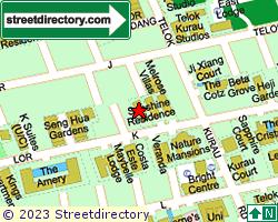 FIVENINE | Location & Map