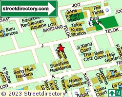 MELROSE VILLAS | Location & Map