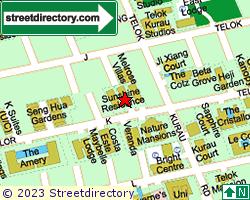 SUNSHINE RESIDENCE | Location & Map