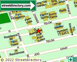 PRESTIGE RESIDENCE | Location & Map