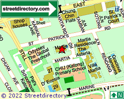 MARTIA 8 | Location & Map