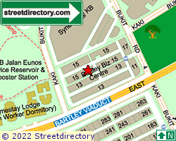 BARTLEY BIZ CENTRE | Location & Map
