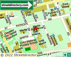 MARTIA RESIDENCE | Location & Map