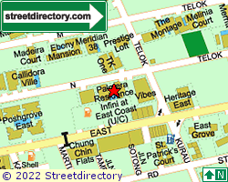 PALMERA RESIDENCE | Location & Map