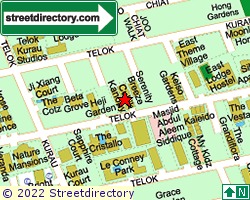 CUBIK | Location & Map