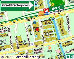 D'GALLERY | Location & Map