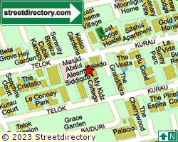 KALEIDO | Location & Map