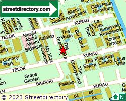 THE GRANDIFLORA | Location & Map