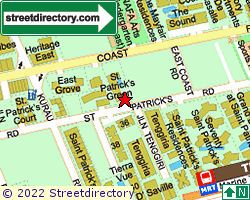 ST PATRICK'S GREEN | Location & Map