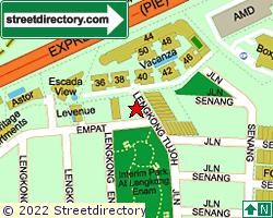 HUA YU MANSION | Location & Map