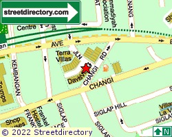 DAVISVILLE | Location & Map