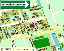 AURALIS | Location & Map