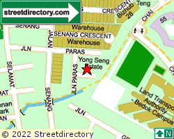 YONG SENG ESTATE | Location & Map