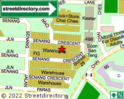 POH SIANG BUILDING | Location & Map