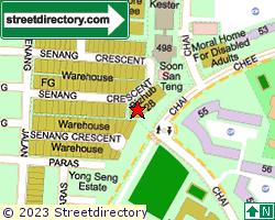 BIZHUB28 | Location & Map
