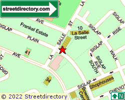 LA SALLE VILLAS | Location & Map