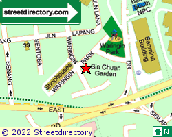 SIN CHUAN GARDEN | Location & Map