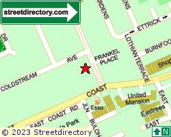 FRANKEL ESTATE | Location & Map