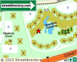 MANDARIN GARDEN CONDOMINIUM | Location & Map