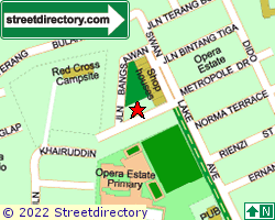 OPERA ESTATE | Location & Map