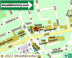 SIGLAP SHOPPING CENTRE | Location & Map