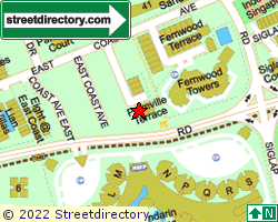 PALMVILLE TERRACE | Location & Map