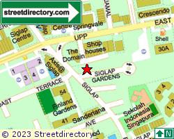 SIGLAP GARDEN | Location & Map