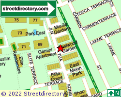 EASTWOOD GARDENS | Location & Map
