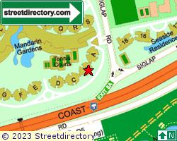 MANDARIN GARDENS | Location & Map