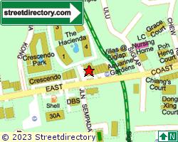 LODGE 77 | Location & Map