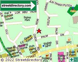 SIGLAP PARK | Location & Map