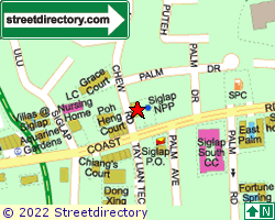 WOO MON CHEW COURT | Location & Map