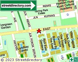 ANCHOR GARDENS | Location & Map