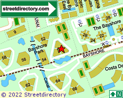 BAYSHORE PARK | Location & Map