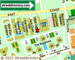 VILLAS LAGUNA | Location & Map