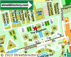 THE BAYSHORE | Location & Map