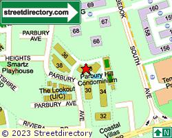 PARBURY HILL CONDO | Location & Map
