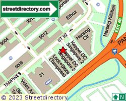 GOODVINE BUILDING | Location & Map