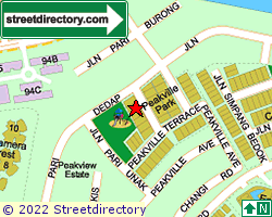 PEAKVILLE PARK | Location & Map